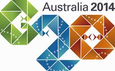 2014 G20 Brisbane summit Meeting of heads of state regarding economic issues
