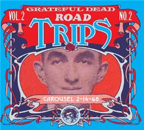 <i>Road Trips Volume 2 Number 2</i> 2009 live album by Grateful Dead
