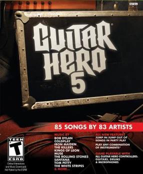 Guitar Hero 5 - Wikipedia