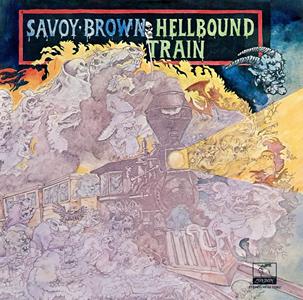 <i>Hellbound Train</i> album by Savoy Brown