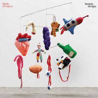 <i>Human Design</i> (album) 2020 studio album by Birds of Tokyo