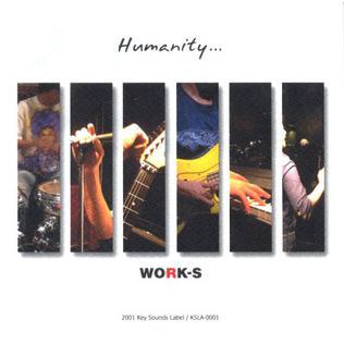 <i>Humanity...</i> 2001 studio album by Shinji Orito, Magome Togoshi, Mitsuru Sekiyama, Yasushi Tanno, and Shigeru Kiyokawa