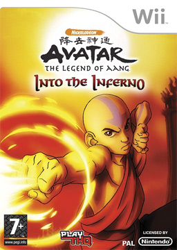 Avatar the last airbender – into the inferno