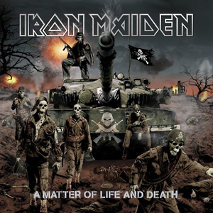 <i>A Matter of Life and Death</i> (album) album by Iron Maiden