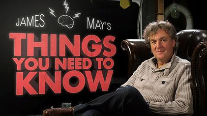 The Human Body (James May's Things You Need to Know S1E1)