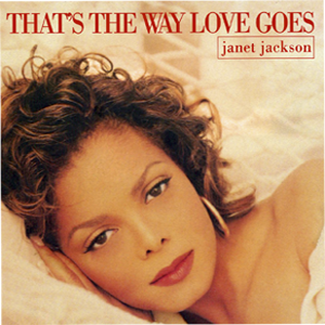 Thats the Way Love Goes (Janet Jackson song) single