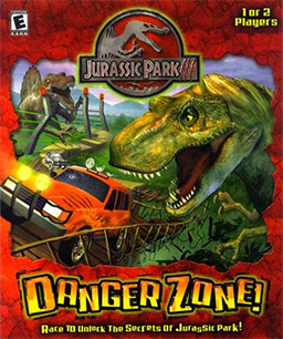 Jurassic Park Iii Danger Zone Wikipedia