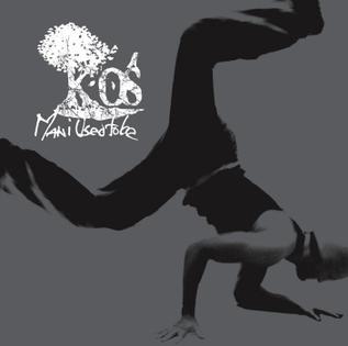 Imagem da capa da música Man I Used To Be de k-os