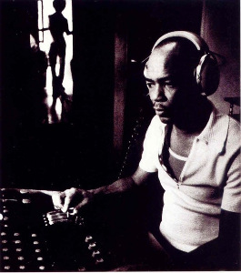 King Tubby Jamaican electronics and sound engineer
