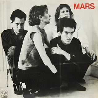 Mars (band) American rock band