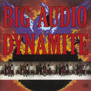 <i>Megatop Phoenix</i> 1989 studio album by Big Audio Dynamite