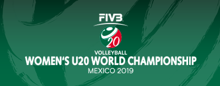 Calendario Playoff Volley.2019 Fivb Volleyball Women S U20 World Championship Wikipedia