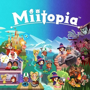 <i>Miitopia</i> role-playing video game by Nintendo