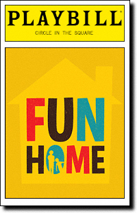 Playbill of Fun Home, Opening Night.jpg