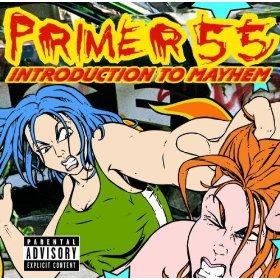 <i>Introduction to Mayhem</i> 2000 studio album by Primer 55