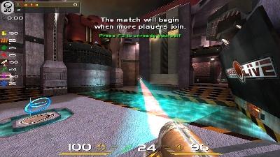 Quake Live en Linux y Mac OS X 31