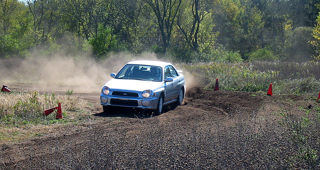 Subaru Rally Car >> SCCA RallyCross - Wikipedia