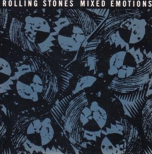 Mixed Emotions (Rolling Stones song) 1989 single by the Rolling Stones