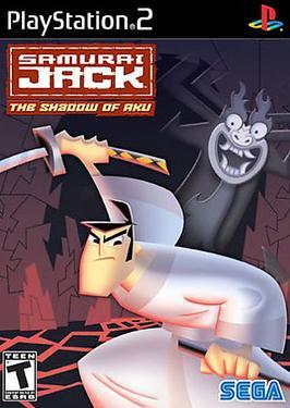 Samurai Jack The Shadow Of Aku Wikipedia