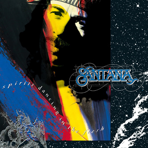 <i>Spirits Dancing in the Flesh</i> 1990 studio album by Santana