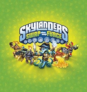 Wash Buckler Skylanders Swap Force Character Series 1