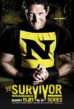 Survivor Series 2010 Wikipedia
