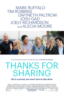 Picture of a movie: Thanks For Sharing