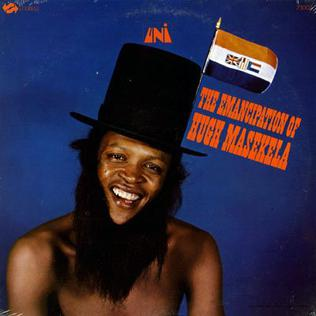 <i>The Emancipation of Hugh Masekela</i> 1966 studio album by Hugh Masekela