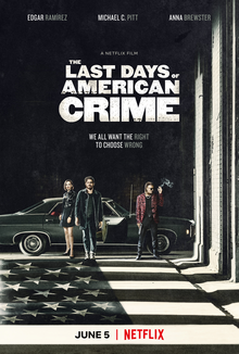 The Last Days Of American Crime Wikipedia