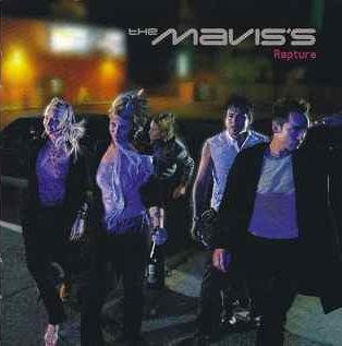 <i>Rapture</i> (The Maviss album) 2003 studio album by The Maviss