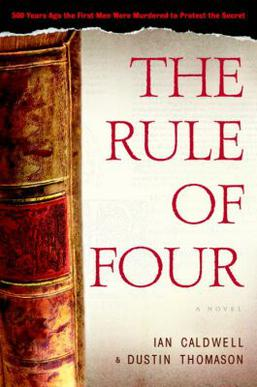 The Rule of Four (novel)