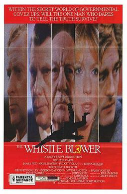 The Whistle Blower - Wikipedia
