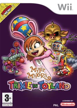 Myth Makers: Trixie in Toyland - Wikipedia