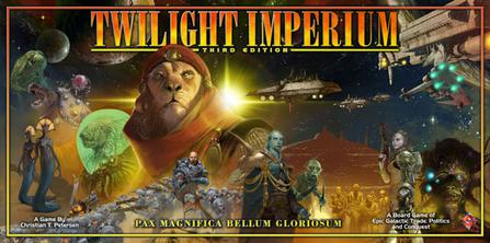 Picture of a game: Twilight Imperium
