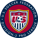 USSF Division 2 Professional League temporary professional soccer league held in 2010