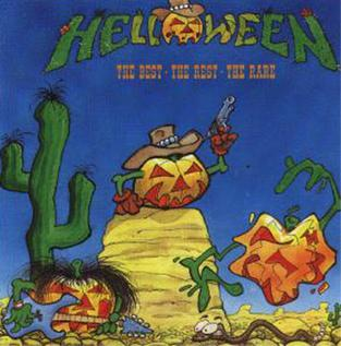 <i>The Best, The Rest, The Rare</i> 1991 compilation album by Helloween