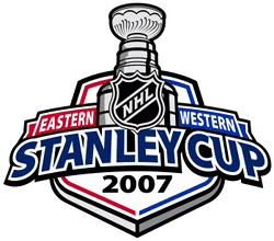 2007 Stanley Cup Finals 2007 ice hockey championship series