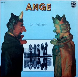 <i>Caricatures</i> (Ange album) 1972 studio album by Ange