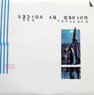 <i>Bee Thousand</i> 1994 studio album by Guided by Voices