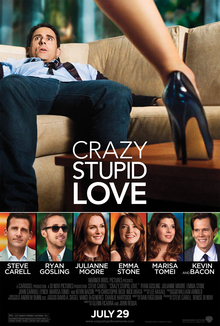 Picture of a movie: Crazy Stupid Love