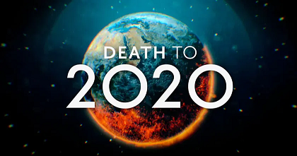 Picture of a movie: Death To 2020