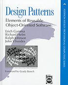 analysis patterns reusable object models paperback