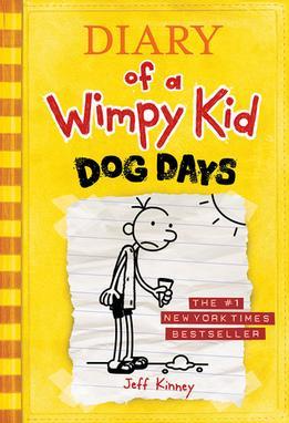 Diary Of A Wimpy Kid Dog Days Novel Wikipedia