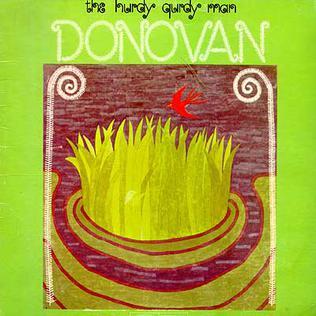 <i>The Hurdy Gurdy Man</i> 1968 studio album by Donovan