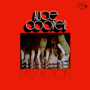 <i>Easy Action</i> 1970 studio album by Alice Cooper