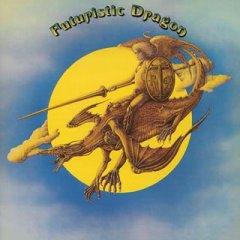 <i>Futuristic Dragon</i> 1976 studio album by T. Rex