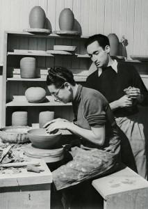 Gertrud Natzler Austrian ceramist