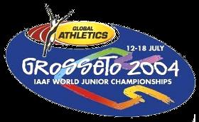 2004 World Junior Championships in Athletics
