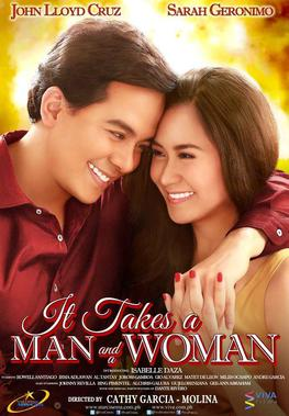 It takes a man and a woman filipino film