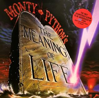 Monty Python's The Meaning of Life (album) - Wikipedia